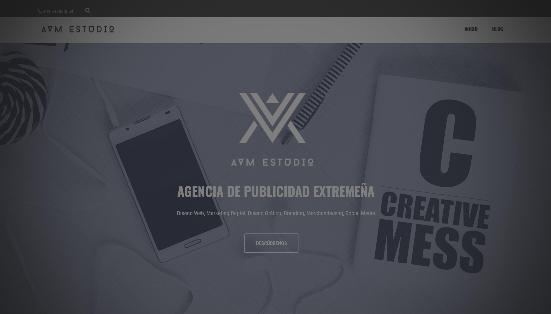 Nueva Web de AVMEstudio